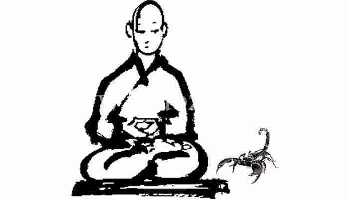 Pensi di essere più Maestro o Scorpione? Una storia Zen