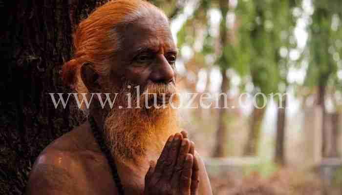 Un vecchio saggio dice: nel tuo cuore c'è serenità o tempesta?