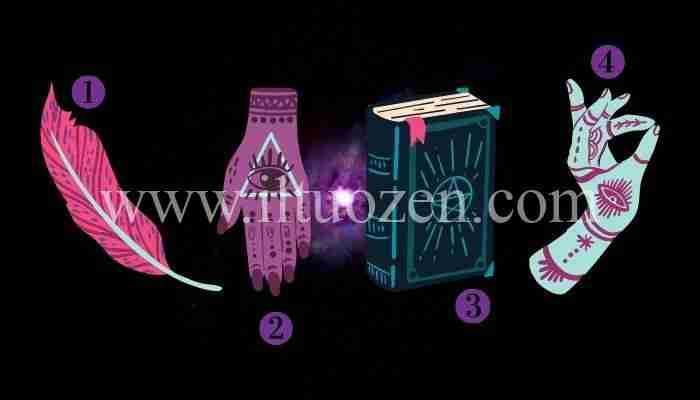 Scegli un simbolo spirituale e scopri cosa accadrà nel tuo futuro