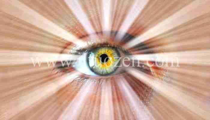 aprire gli occhi