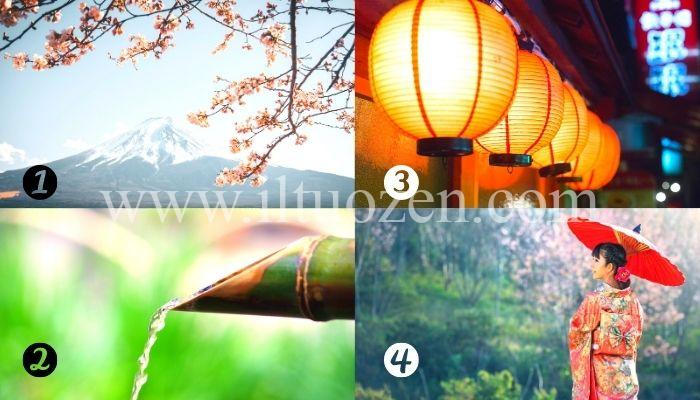 Scegli un'immagine orientale e riceverai un messaggio di profonda saggezza