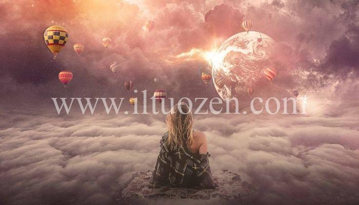 3 preziosi insegnamenti Zen per ritrovare i pensieri positivi