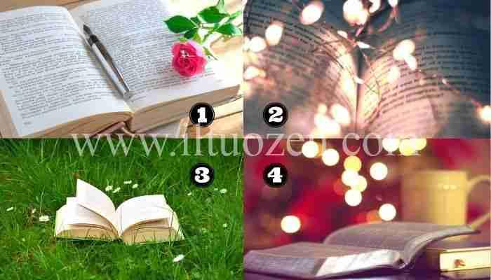 Scegli un libro e leggi la frase del tuo risveglio spirituale