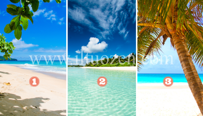 Su quale spiaggia vorresti essere adesso? Scegli un'immagine e scopri cosa fare per ridurre lo stress