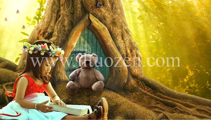 La leggenda della foresta. L'antico racconto che dimostra l'amore smisurato di un genitore per il figlio
