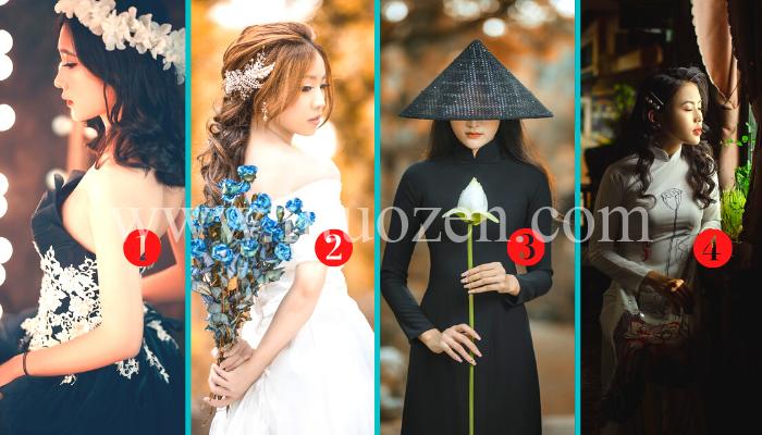 Quale stile orientale richiama la tua attenzione? Scegline uno e svelerò la qualità più rara che possiedi