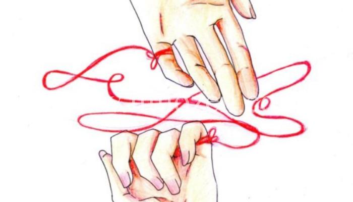 La leggenda del filo rosso. L'antica storia orientale che rivela il destino delle anime gemelle