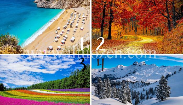 Quale stagione ti rende più felice? In base alla tua risposta, saprò dirti la qualità più spiccata che possiedi