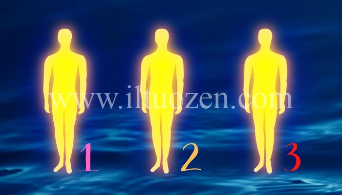 Scegli un'aura umana e scopri qual è il tuo principale punto di forza
