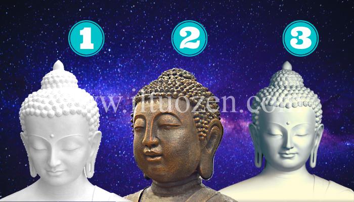 Cambia il tuo modo di pensare: scegli un Buddha e ascolta il suo messaggio illuminante
