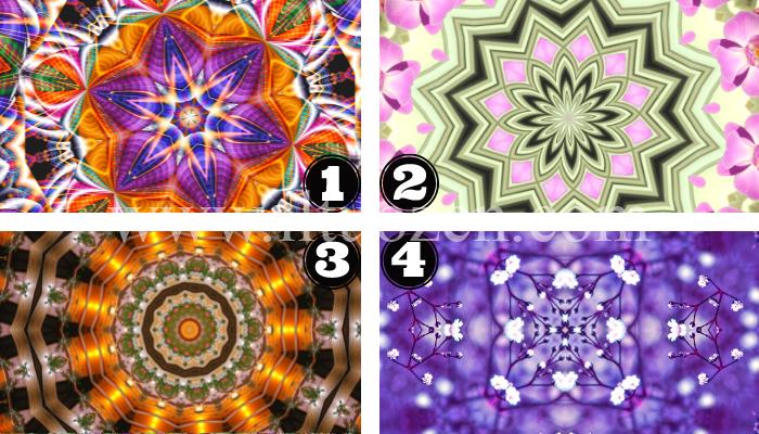 Quale immagine ipnotica ti attrae maggiormente? Dimmelo e ti svelerò la qualità speciale che ti porti dentro