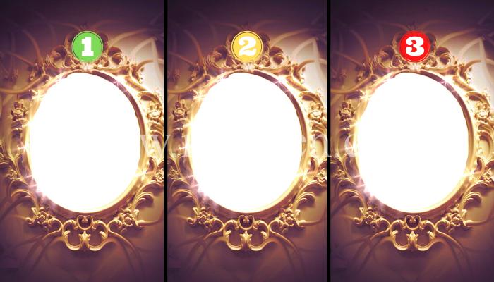 Scegli uno specchio e scopri quale mantra dovrai ripetere ogni mattina fissando il tuo riflesso