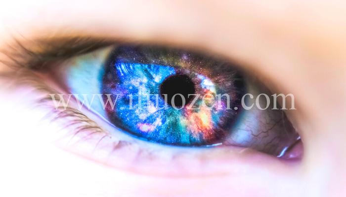 Dimmi qual è il colore dei tuoi occhi e ti dirò qual è la tua essenza più intima