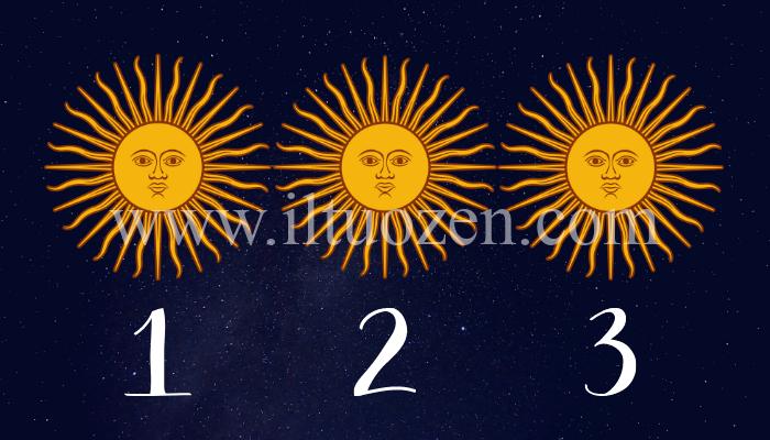 I caldi raggi del Sole stanno per riscaldare il tuo cuore. Scegli un'immagine e scopri cosa ti accadrà durante l'estate