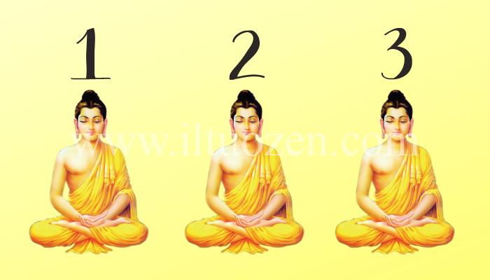 Scegli una posizione del loto e ricevi un messaggio spirituale per il prossimo mese