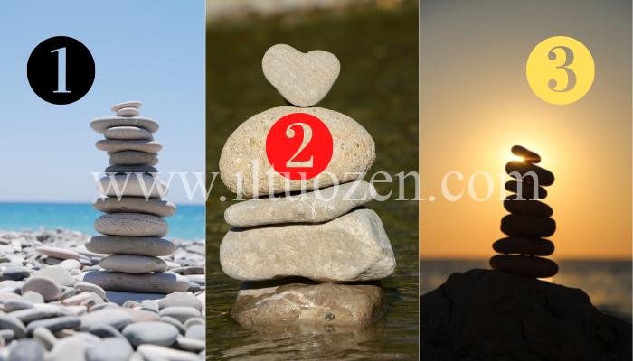 Trova il tuo equilibrio e vivrai serenamente ogni situazione. Scegli un'immagine e ti dirò cosa fare per ottenerlo