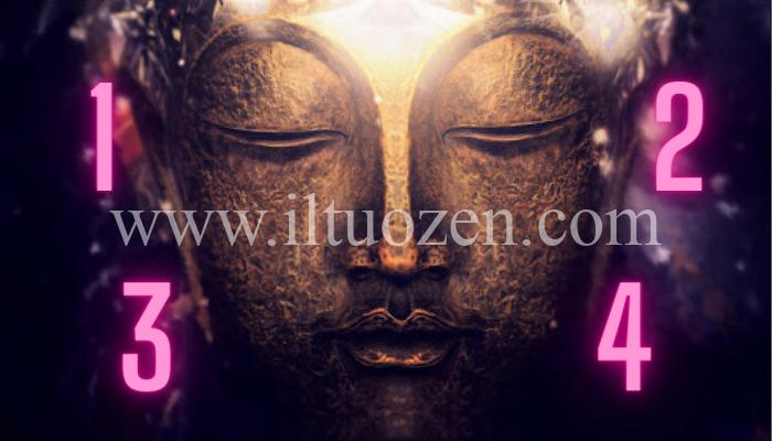 Scegli un numero e il Buddha ti impartirà un prezioso insegnamento Zen