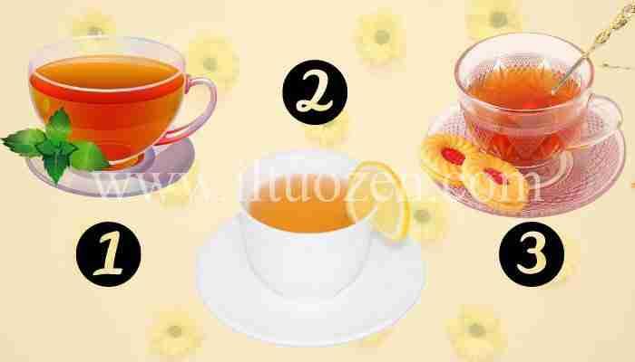Scegli una tazza di tè e introdurrò nella tua mente la serenità di cui hai bisogno: