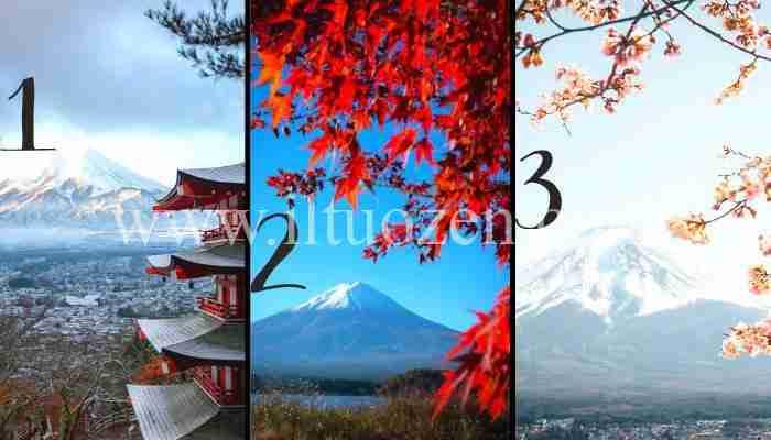 Quale panoramica del monte Fuji ti attrae di più? Dimmelo e ti svelerò una grande verità nascosta