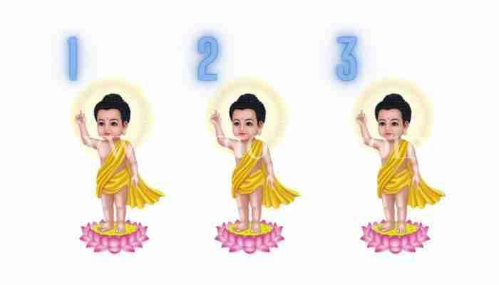 Scegli un piccolo Buddha e ascolta il messaggio rivelatore. Stai per essere svegliato dallo stato di dormiveglia in cui hai vissuto sino ad ora