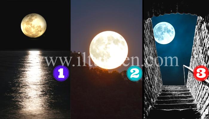 Scegli una luna piena e ti dirò quale preghiera recitare prima di andare a dormire: